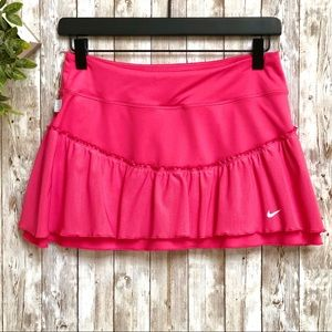 Nike Court Dri-Fit Ruffle Tennis Skirt Skort S